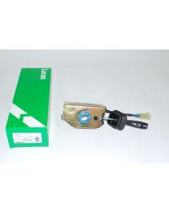 Indicator-horn-headlamp dip switch - from VA104806 - Lucas