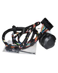 Tow bar electric 13-pin socket & harness