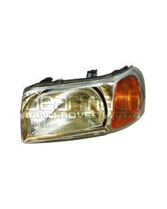 Headlamp Unit inc. Indicator LHD - LH - to YA999999