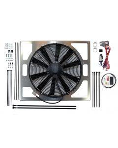 Revotec Electronic Fan Conversion Kit - TD5