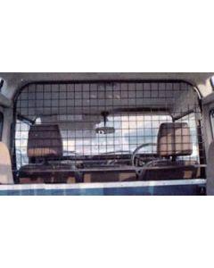 Dog Guard - Black mesh, powder coated