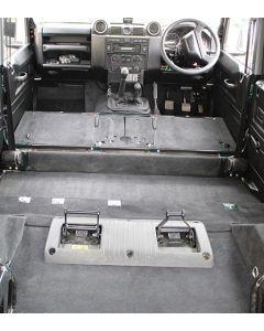 """Defender 110"""" - Puma s/w Full Premium Carpet Set (cut away arches) - 5 seat"""