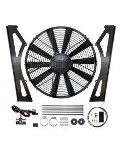 Revotec Electronic Fan Conversion Kit 90/110 2.5P 2.5D and 2.5TD