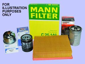 Filter Service Kit - Range Rover Sport 3.6 Diesel
