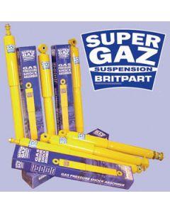 Britpart Super Gaz Front Shock Absorber - plus 2 inch - Disco 2