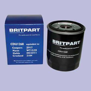 Oil Filter - Britpart - 1.8 Petrol