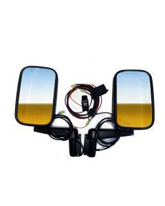Cobra Heated Mirrors Kit