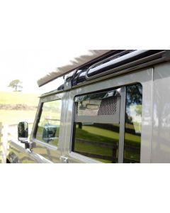 Defender Window Grills - 110/130 Second Row Doors