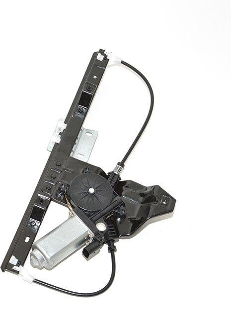 Rear Side Window Regulator - RH - Electric