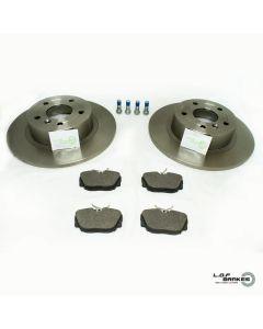 Discovery 2 Rear ROADspec Brake Kit