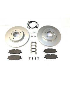 LOF ROADspec Discovery 3 & 4 2.7 TDV6 Front Brake Kit