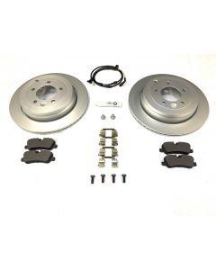 LOF ROADspec Discovery 3 & 4 2.7 TDV6 REAR Brake Kit