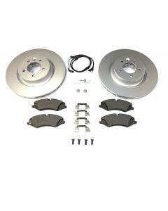 LOF ROADspec Discovery 4 3.0 SDV6 Front Brake Kit