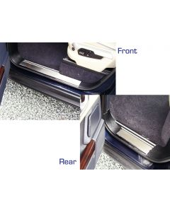 Lower Sill Step Covers