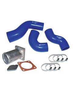 EGR Blanking & Silicone Hose Kit (DEF TD5)