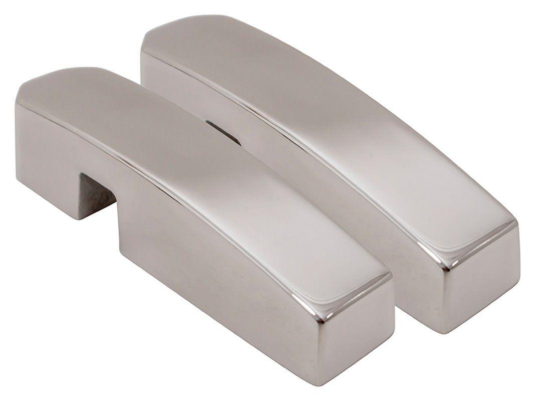 Stainless Steel Windscreen Brackets