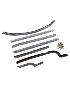 Series Second Row Door Seal Kit - Right Hand - OEM