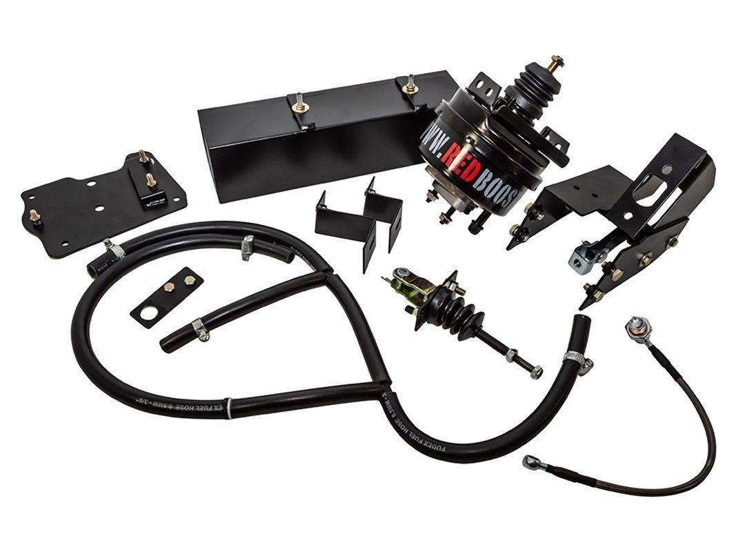 Red Booster Servo Clutch Kit - Defender 300TDI RHD