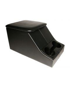 Black Vinyl Cubby Box inc. tray
