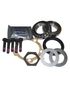 Wheel Hub Bearing Kit - Rear with ABS