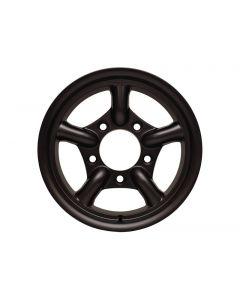 16x8 MaxXtrac Alloy Wheel by Mach 5 Satin Black