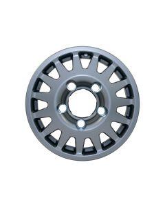 MaxXtrac Blindo 16x7 Anthracite Alloy Wheel