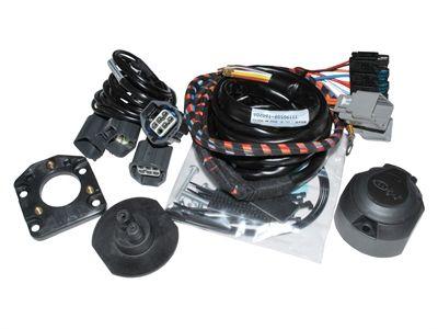 Tow Bar Electrics Kit - 13 Pin