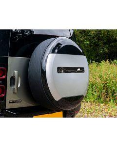 Spare Wheel Cover Sticker - Compass