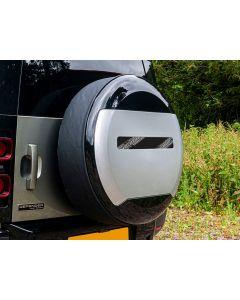 Spare Wheel Cover Sticker - Track