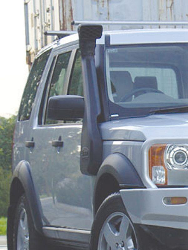 Safari Raised Air Intake