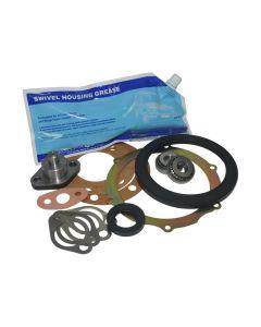Repair Swivel Kit - No Ball front axle from LA930456 to WA159806