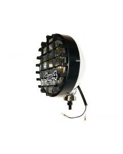 8 inch 100w Spotlamps (pair) Chrome back