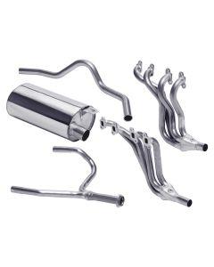 Sports Exhaust System inc Manifolds - Defender 90 - 3.5 - V8