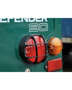 Rear Lamp Guard - Round Tail Light
