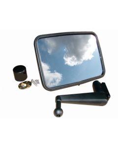 Unbreakable Flat Mirror Kit - SHORT ARM