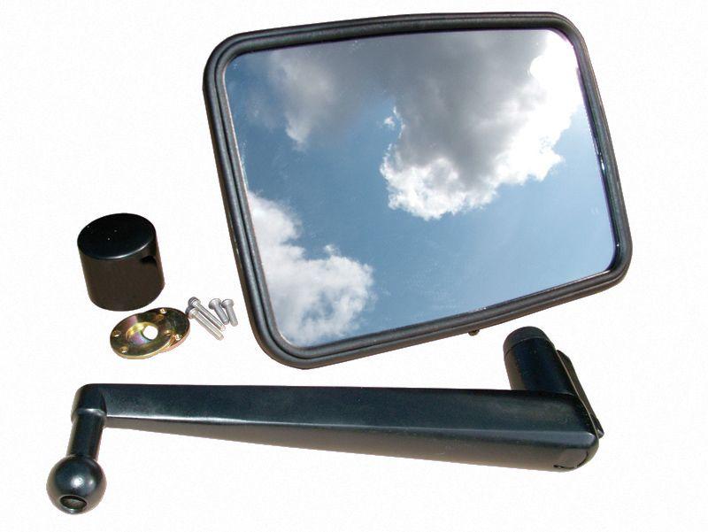 Unbreakable Flat Mirror Kit  - LONG ARM