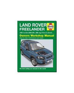 Freelander 1 Owners Workshop Manual