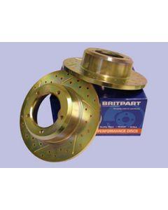 Britpart Performance Brake Discs