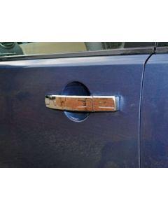 Door Handle Cover Chrome - Set of 4