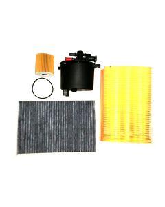 Filter Service Kit - Freelander 2 - 2.2 TD4