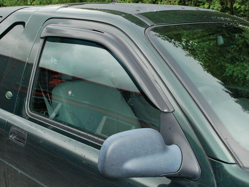 Wind Deflectors - Set of 2 - 2 door