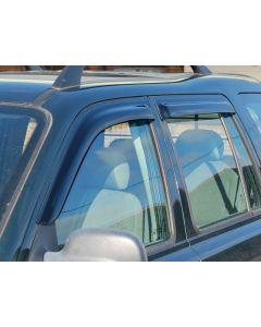 Wind Deflectors - Set of 4 - 4 door