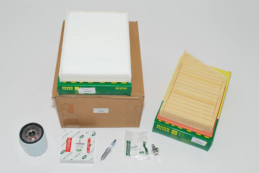 Filter Service Kit - Freelander 2 - 2.0 Petrol Without Pollution Sensor