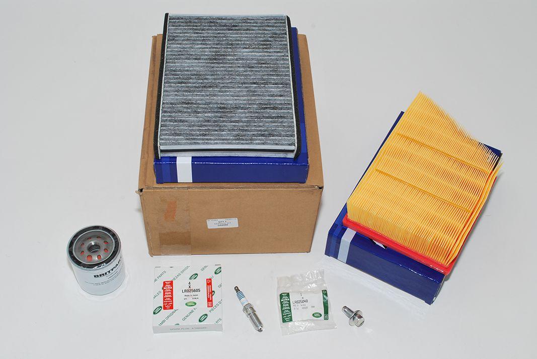 Service Kit - 2.0 petrol with pollution sensor