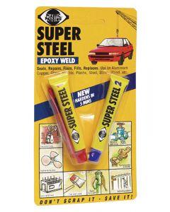 Super Steel Epoxy-Weld - 2 x 25g tube