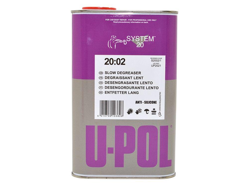 S2002 Solvent Based Degreaser 5Ltr Tin