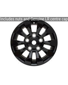 18x8 Sawtooth Style Alloy Wheel