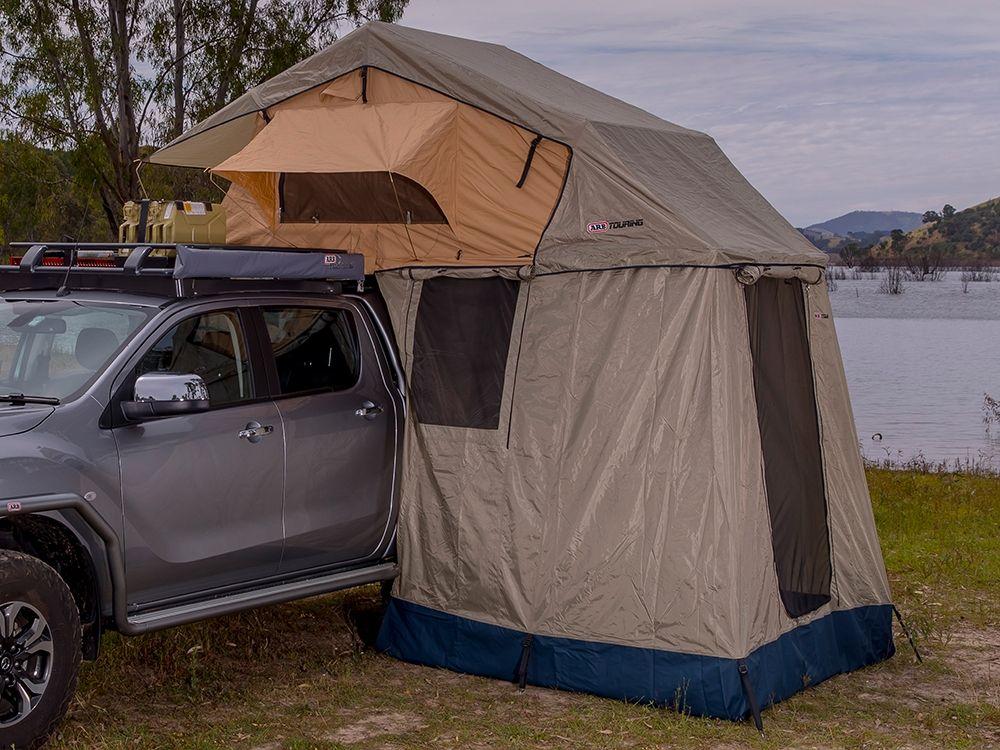 ARB Simpson roof tent & annex