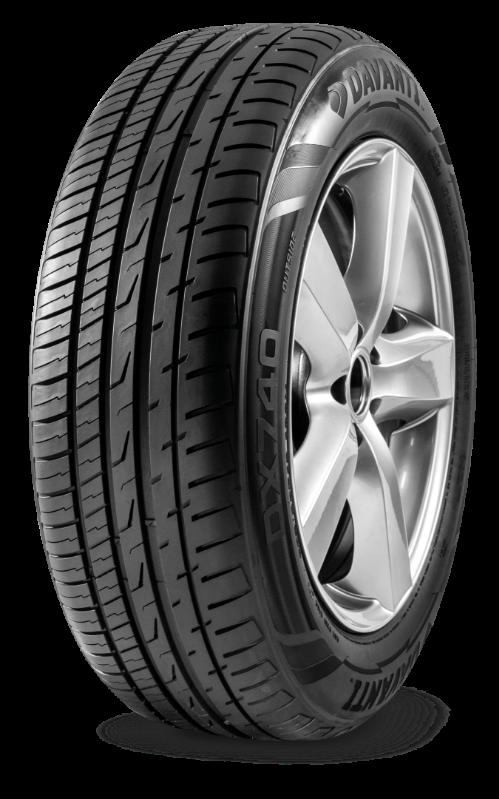 255/60R18 Davanti DX740 Road Tyre Only