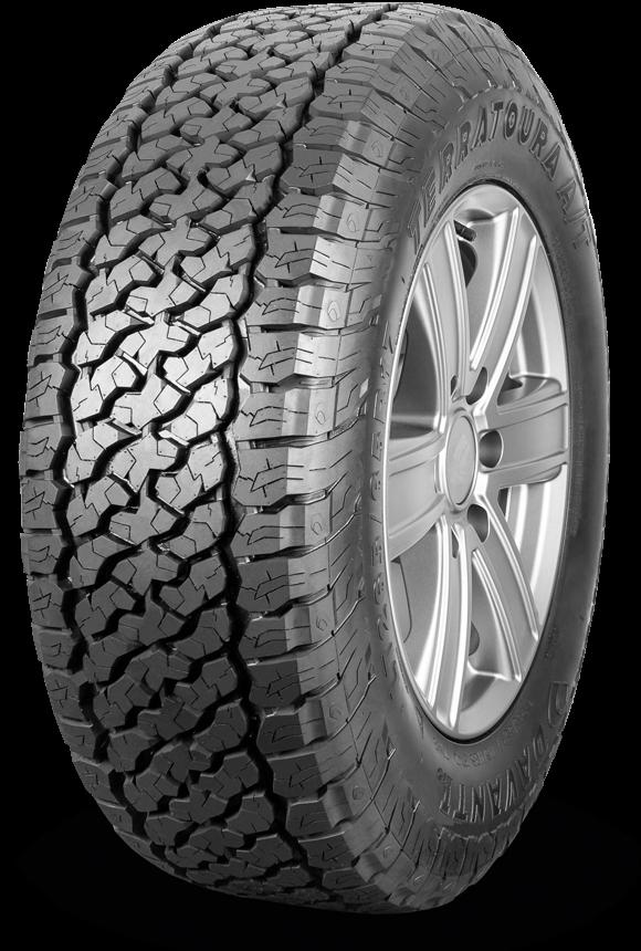 255/60R18 Davanti Terratoura A/T Tyre Only